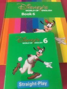 ワールドファミリーストレートプレイ6とブック6の表紙