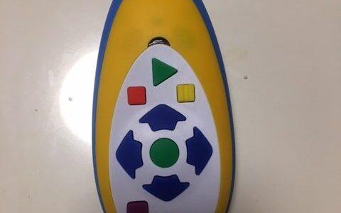 【DWE】子供用リモコンの設定方法があるの知ってる?ふたの開け方解説画像あり