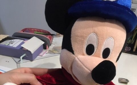 【DWE】ファンアンドアドベンチャーセットのプレゼント!ミッキーザマジシャンの使い方