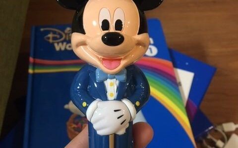 【DWE】ディズニー英語 ミッキーのライトライトペンの使い方