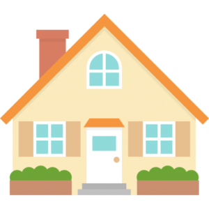 家のイラスト